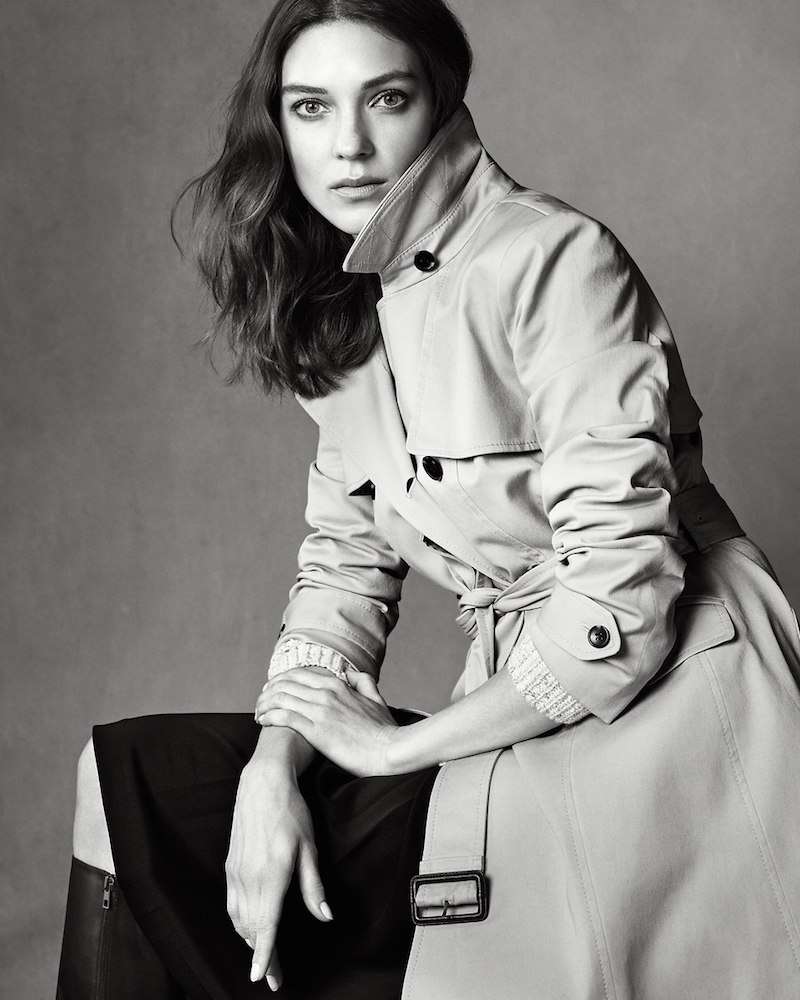 Ann Taylor Classic Trench