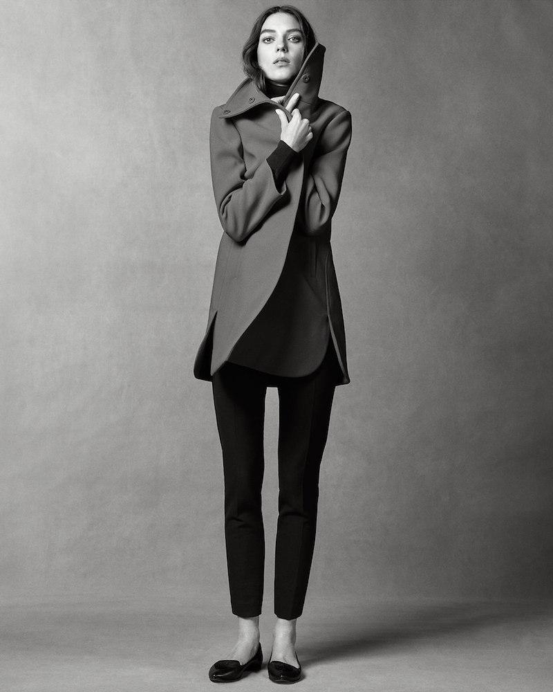Ann Taylor Devin Refined Ankle Pants