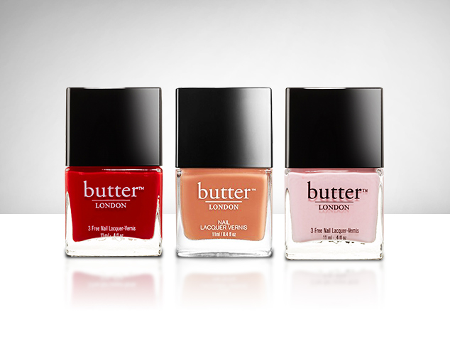 Artistic Nails Butter London & Ciate at MYHABIT