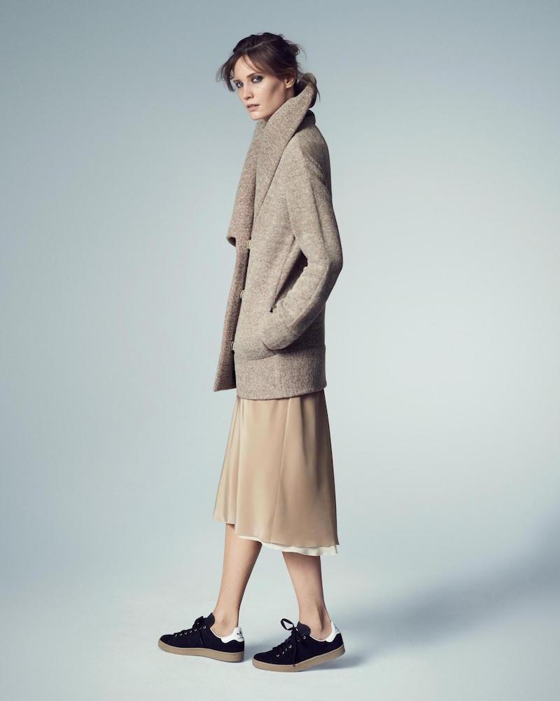 Atea Oceanie Tweed Cardigan Coat_1