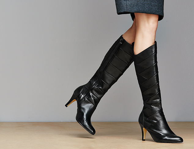 Autumn Essentials Boots & Booties at MYHABIT