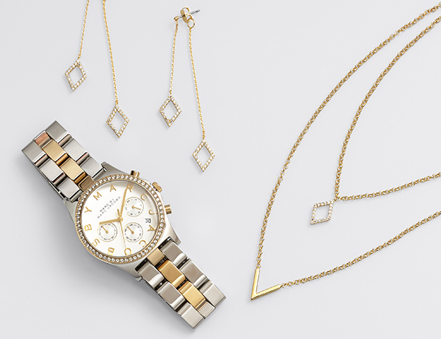 Autumn Essentials Watches & Jewelry at MYHABIT