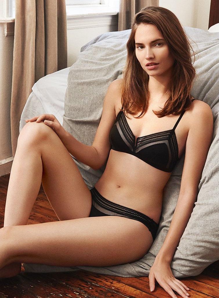 Calvin Klein Underwear Rebel Wirefree Triangle Bra