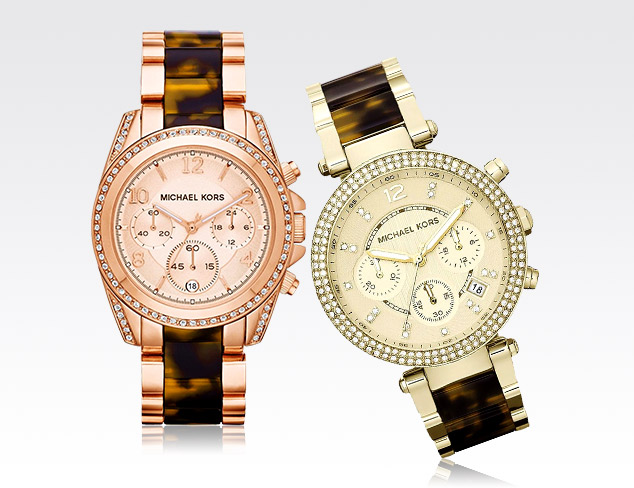 Chronograph Watches feat. Michael Kors at MYHABIT