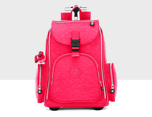 Colorful Luggage feat. Kipling at MYHABIT