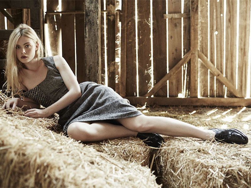 Coming of Age Elle Fanning for The EDIT_1