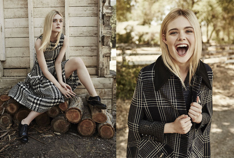 Coming of Age Elle Fanning for The EDIT_2
