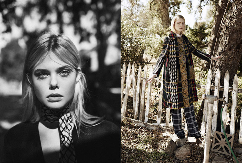 Coming of Age Elle Fanning for The EDIT_3