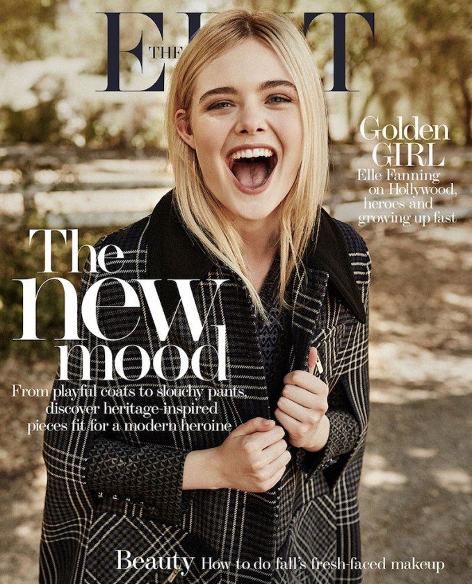 Coming of Age: Elle Fanning for The EDIT