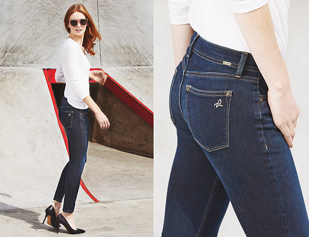 Day-Off Style Denim & More at MYHABIT