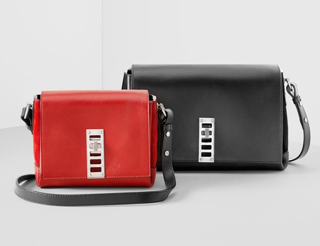Designer Bags feat. Proenza Schouler at MYHABIT
