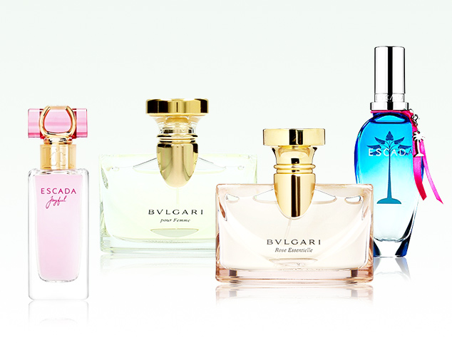 Designer Fragrance Escada, Bulgari & More at MYHABIT