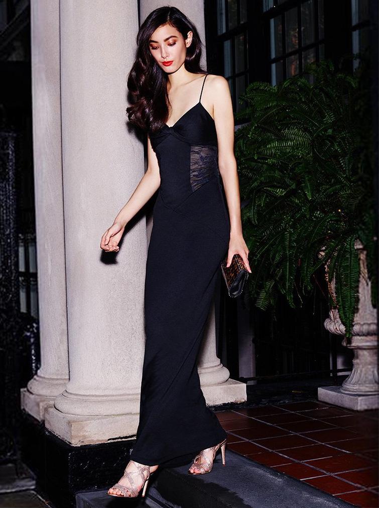 Diane von Furstenberg Femme Fatale Gown