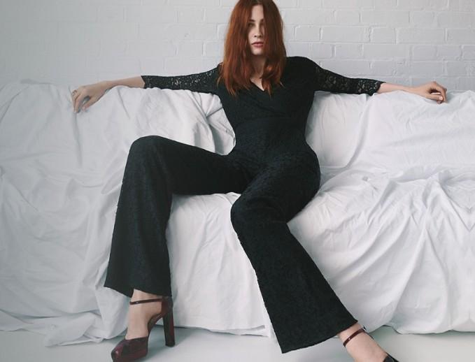 Diane von Furstenberg Marlowe jumpsuit