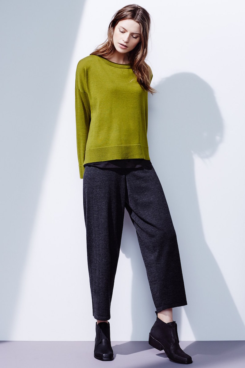 Eileen Fisher Fall 2015 Lookbook At Nordstrom Nawo