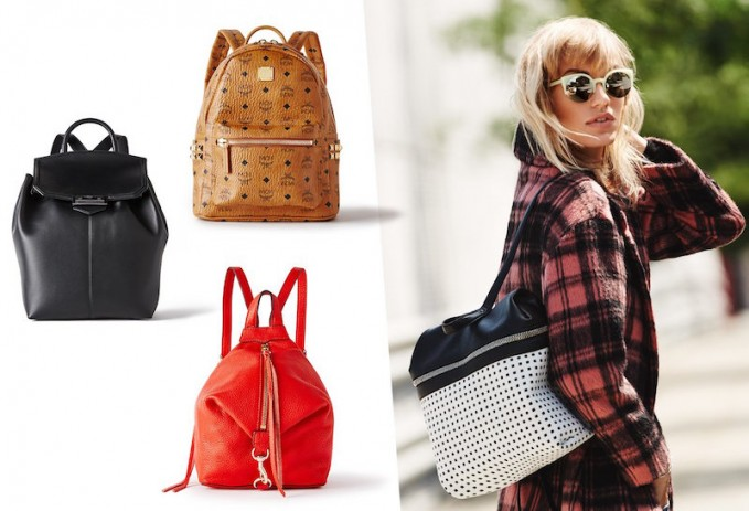Fall 2015 Accessories Trend: Backpacks