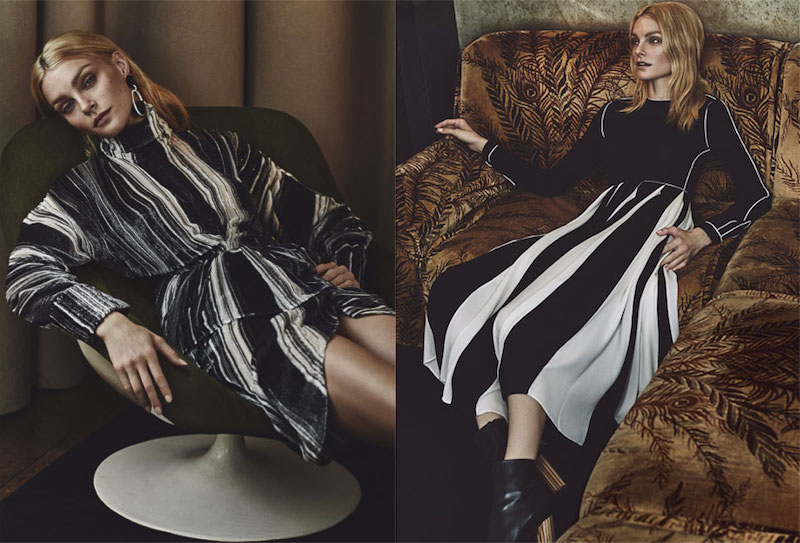 Fall Forward Jessica Stam for The EDIT_5