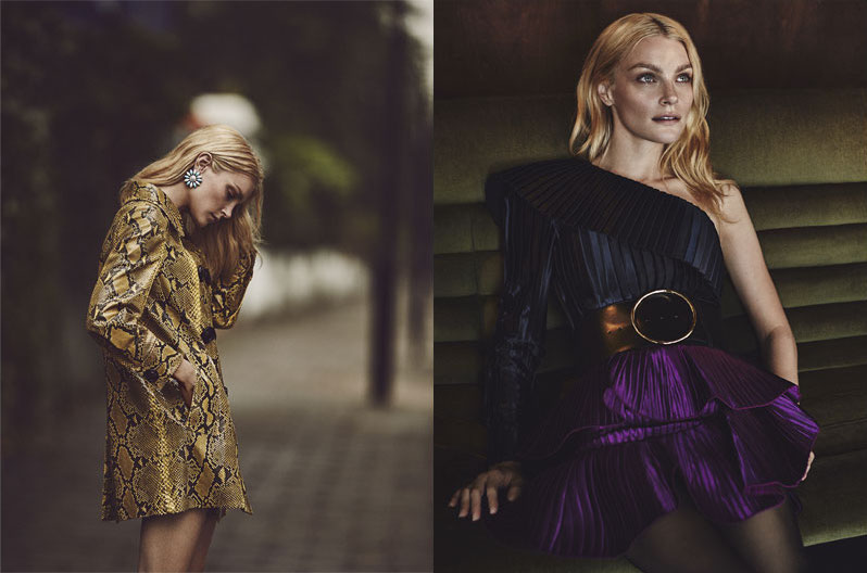 Fall Forward Jessica Stam for The EDIT_6