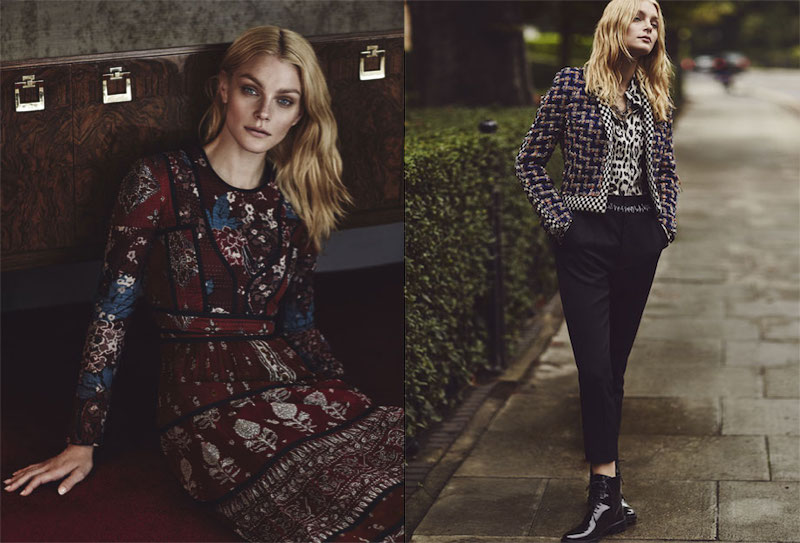 Fall Forward Jessica Stam for The EDIT_8
