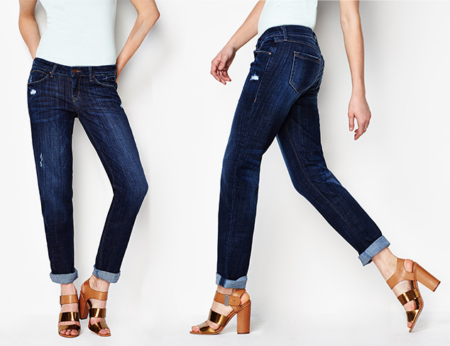 Fall Staple Denim at MYHABIT