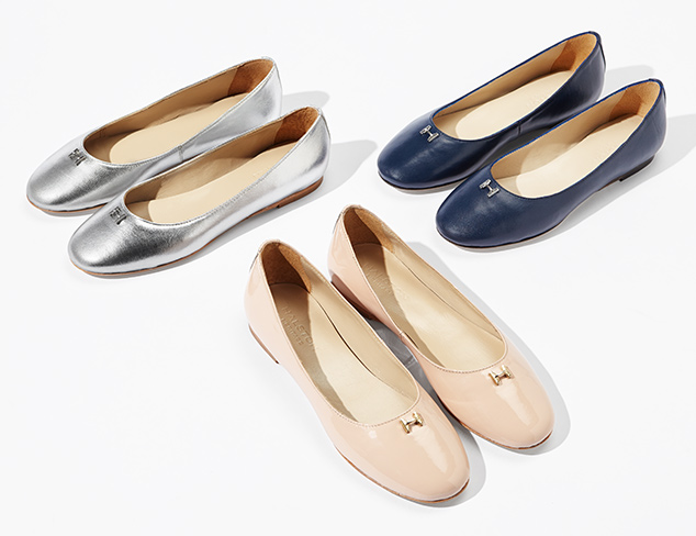 Footloose & Fancy Free Flats at MYHABIT