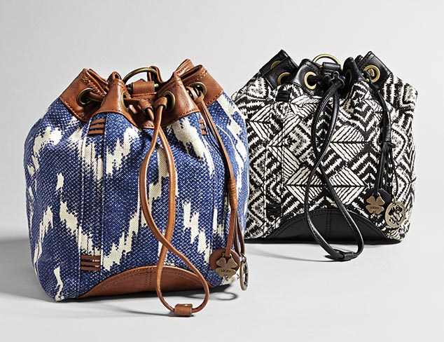 Free-Spirited Flair Handbags at MYHABIT