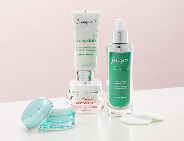 Freeze 24-7, GlamGlow & More at MYHABIT