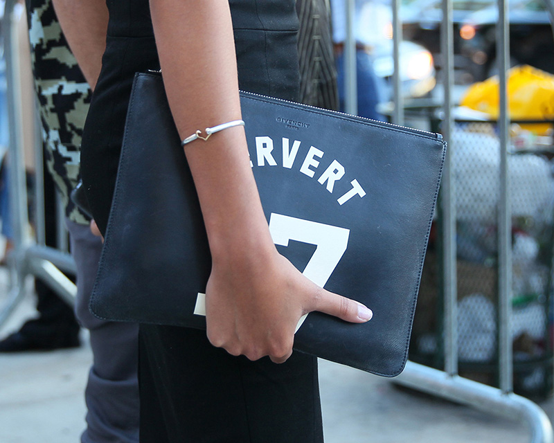 Givenchy Pervert & 17 Large Zip Pouch