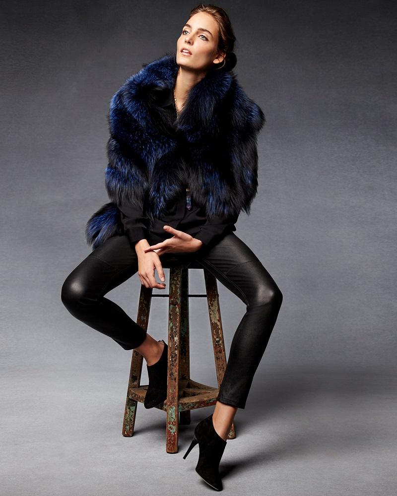 Gorski Fox Fur Stole