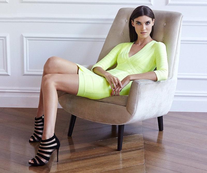 Herve Leger Nathalia Dress