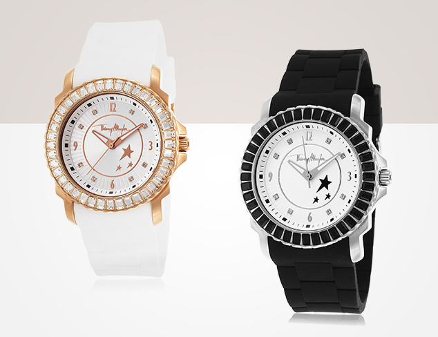 Thierry Mugler Watches at MYHABIT