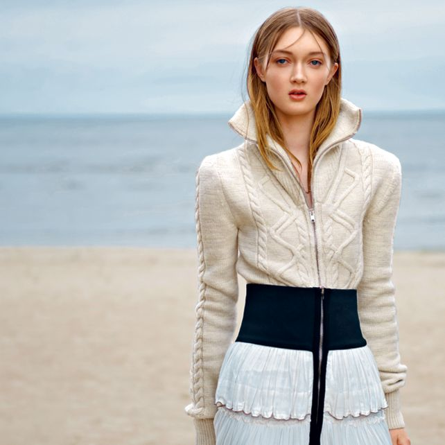 Isabel Marant Gracie mohair and alpaca-blend sweater