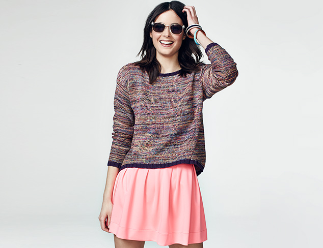 Jewel Tones Sweaters at MYHABIT
