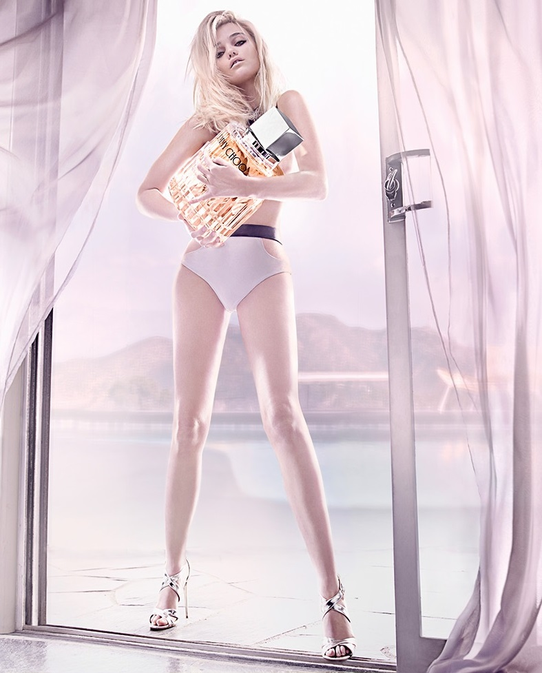Jimmy Choo ILLICIT Fragrance Feat. Sky Ferreira