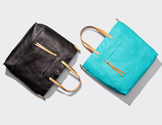 Linea Pelle Collection Leather Handbags at MYHABIT