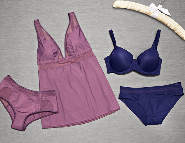 Lingerie Essentials Addiction, Natori, & More at MYHABIT