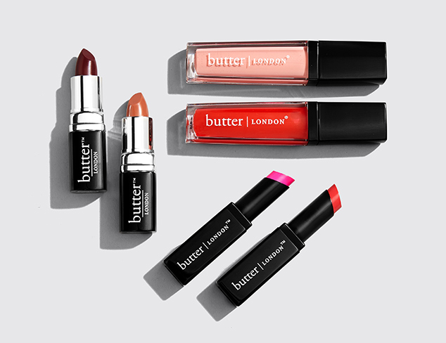 Lipsticks & Glosses feat. Butter London at MYHABIT