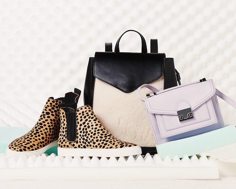 Loeffler Randall Crosby Haircalf Chelsea Sneakers