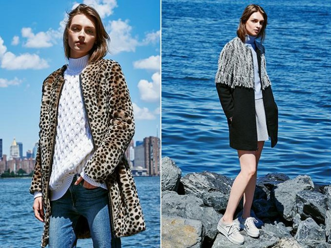 Loeffler Randall Fall 2015 Lookbook at SHOPBOP