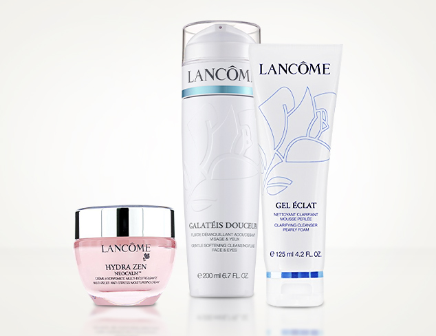 Luxury Beauty feat. Lancôme at MYHABIT