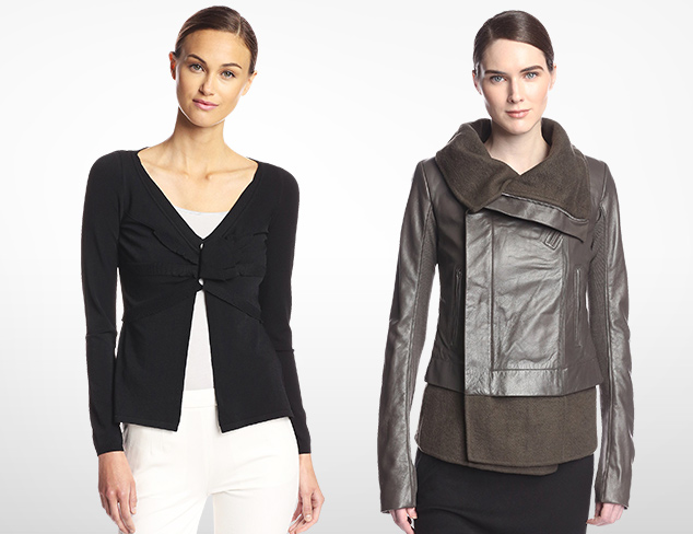 Minimalist Chic Designer Styles at MYHABIT