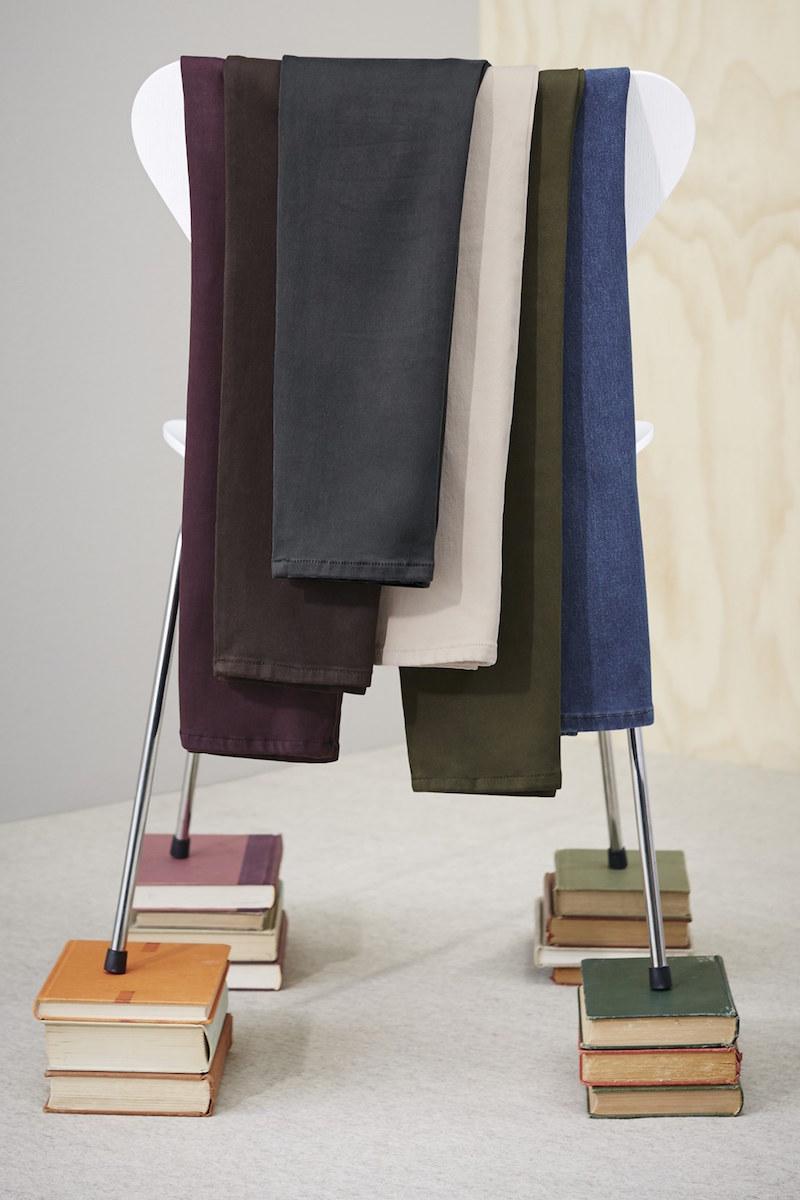 NYDJ Alina Colored Stretch Skinny Jeans