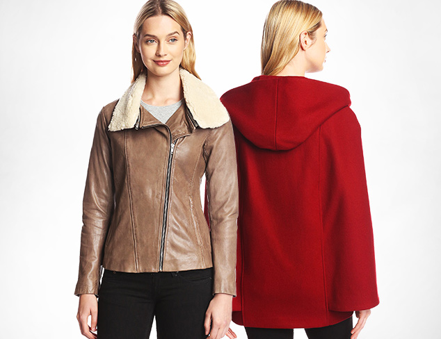 New Markdowns Soia & Kyo Outerwear at MYHABIT