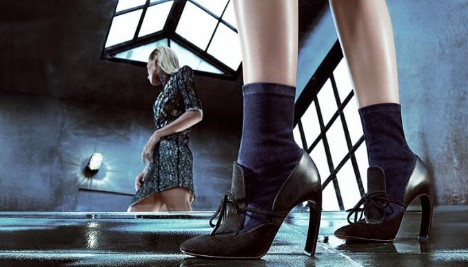 Nicholas Kirkwood Roksanda Suede & Leather Booties-