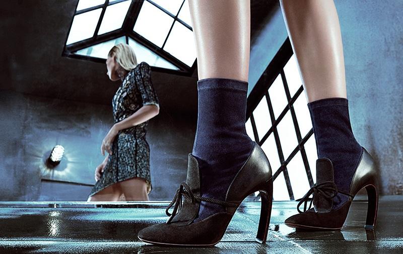 Nicholas Kirkwood Roksanda Suede & Leather Booties