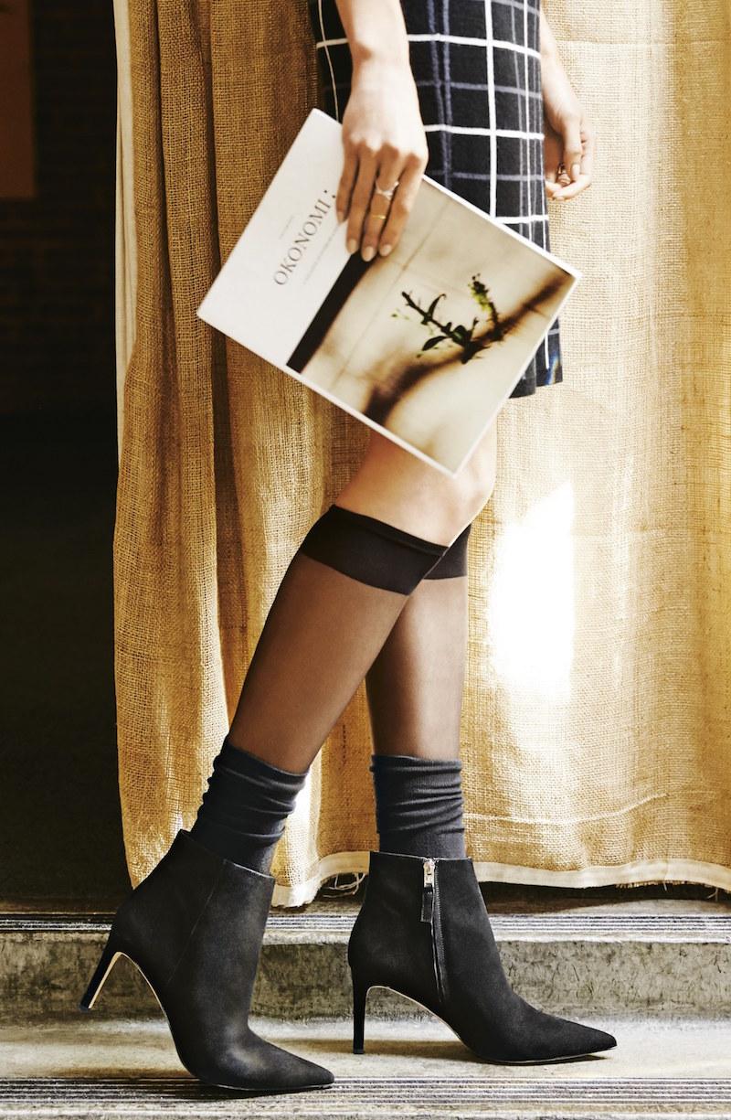 Nordstrom Sheer Knee High Socks