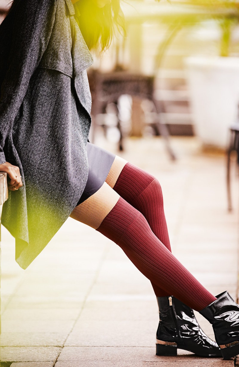 OROBLU Parigina Lysette Over the Knee Socks