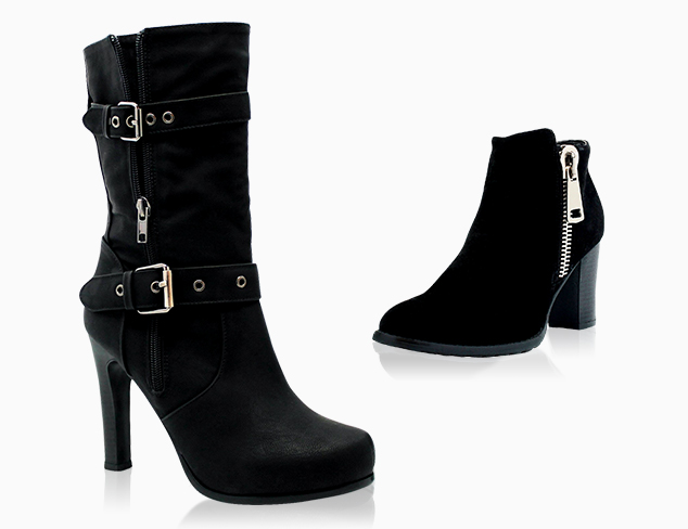 Olivia Miller Boots & Booties at MYHABIT