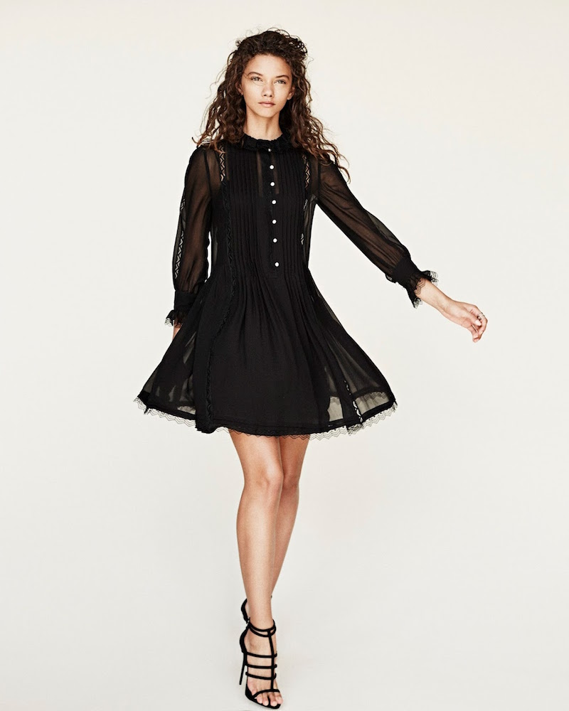 Philosophy di Lorenzo Serafini Pleated Chiffon Shirtdress