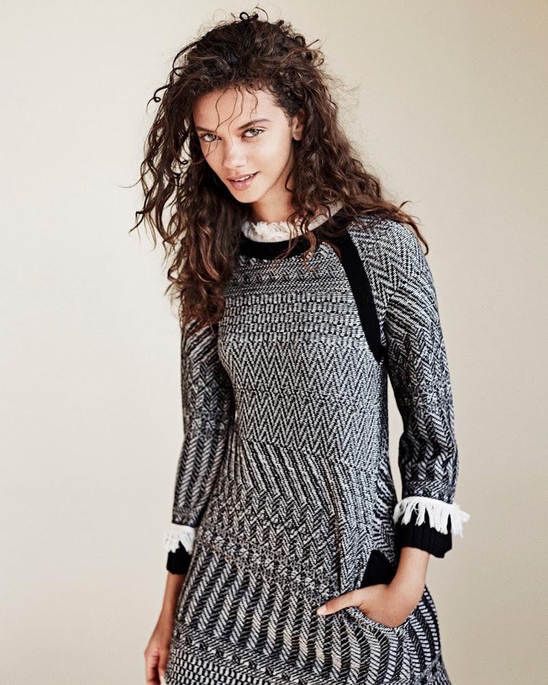 Philosophy di Lorenzo Serafini Self-Fringe Sweater Dress
